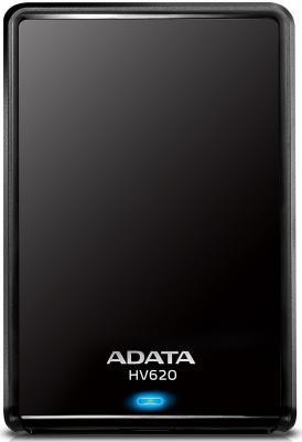 Внешний жесткий диск 2.5 USB3.0 3Tb Adata HV620 AHV620-3TU3-CBK черный