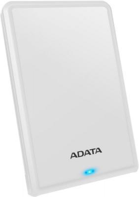 "Внешний жесткий диск 2.5"" USB3.0 1Tb Adata HV620S AHV620S-1TU3-CWH белый"