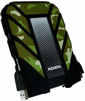 "Внешний жесткий диск 2.5"" USB3.1 1Tb Adata HD710M Pro AHD710MP-1TU31-CCF камуфляж"