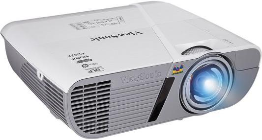 Проектор ViewSonic PJD6552LWS 1280x800 3200 люмен 22000:1 белый