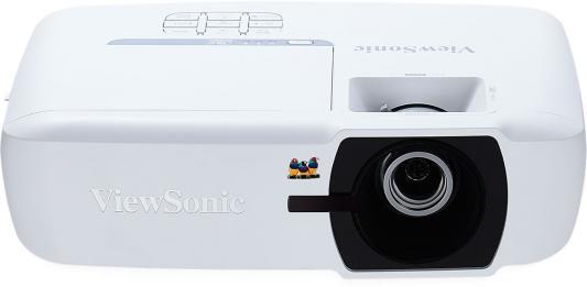 Проектор ViewSonic PA505W 1280x800 3500 люмен 22000:1 белый проектор viewsonic pjd7828hdl 1920х1080 3200 люмен 22000 1 белый