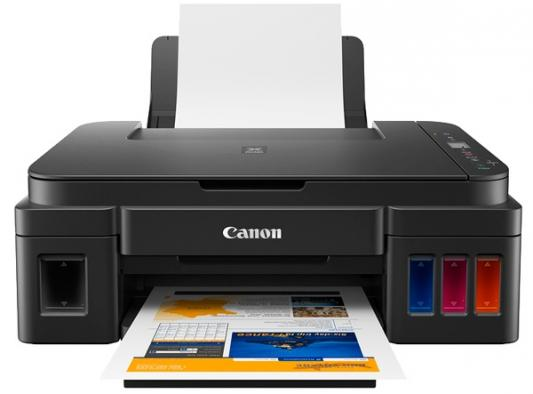 МФУ Canon PIXMA G2410 цветное A4 8.8/5ppm 4800x1200 USB 2313C009 мфу canon pixma mx494 цветное a4 9ppm 4800x1200 usb