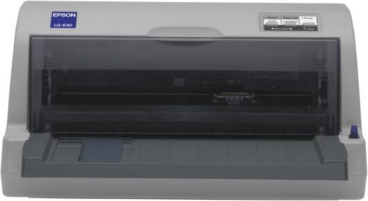 Фото - Принтер EPSON LQ-630 C11C480141 принтер матричный epson lq 630 c11c480141 а4