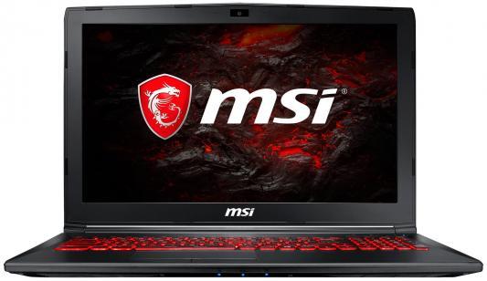 Ноутбук MSI GL62M 7REX-2671RU (9S7-16J962-2671) ноутбук msi gs63vr 7rf 409ru 9s7 16k212 409 9s7 16k212 409