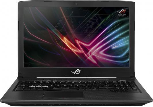 Ноутбук ASUS ROG GL503VD-FY374T 15.6 1920x1080 Intel Core i5-7300HQ 90NB0GQ2-M06730 ноутбук asus rog gl502vm