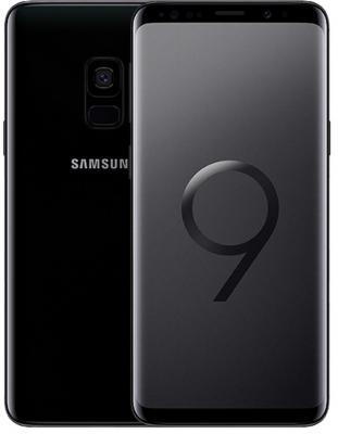 Смартфон Samsung Galaxy S9 64 Гб черный бриллиант (SM-G960FZKDSER) цена и фото