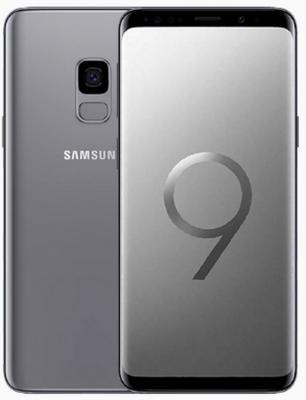 Смартфон Samsung Galaxy S9 64 Гб титан (SM-G960FZADSER)