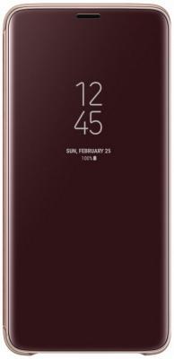 Чехол-книжка Samsung ZG965CF для Galaxy S9+ золотой