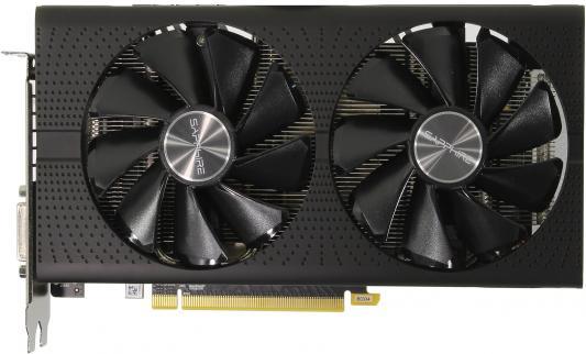 Видеокарта 8192Mb Sapphire RX 570 Pulse PCI-E HDMI DVI 11266-36-20G Retail видеокарта 8192mb sapphire rx 580 nitro se dual pci e dvi hdmi dp 11265 21 20g retail