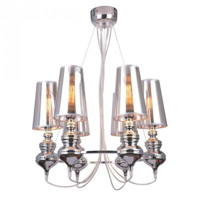 Подвесная люстра Arte Lamp Anna Maria A4280LM-6CC arte lamp подвесная люстра arte lamp bellator a8959sp 5br