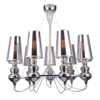 Подвесная люстра Arte Lamp Anna Maria A4280LM-9CC arte lamp подвесная люстра arte lamp bellator a8959sp 5br