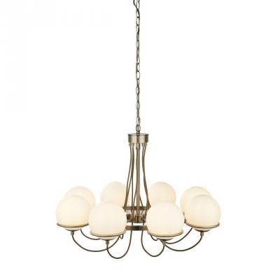 Подвесная люстра Arte Lamp Bergamo A2990LM-8AB подвесная люстра alice a3579lm 8ab arte lamp 1113790