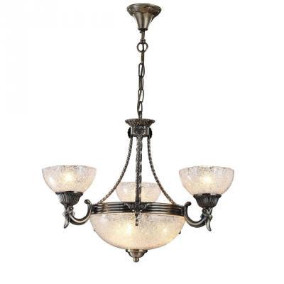 Подвесная люстра Arte Lamp Fedelta A5861LM-3-3AB arte lamp подвесная люстра arte lamp bellator a8959sp 5br