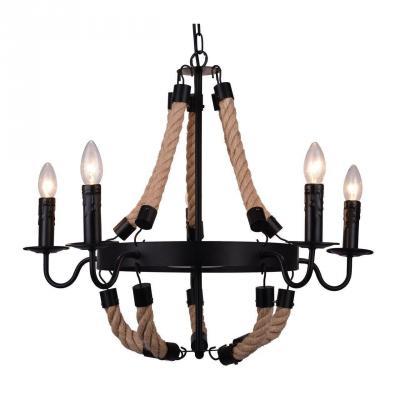 Подвесная люстра Arte Lamp Marsiglia A8956LM-5BK подвесная люстра arte lamp 59 a6586lm 5bk
