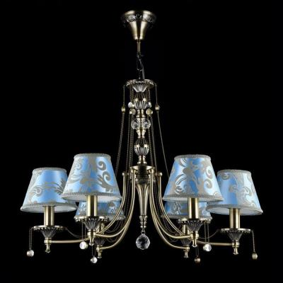 Подвесная люстра Maytoni Vals RC098-PL-06-R настольная лампа maytoni декоративная vals arm098 22 r