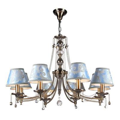 Подвесная люстра Maytoni Vals RC098-PL-08-R настольная лампа maytoni декоративная vals arm098 22 r