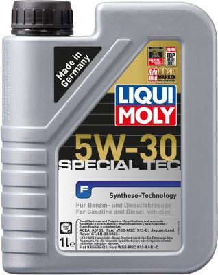 НС-синтетическое моторное масло LiquiMoly Special Tec F 5W30 1 л 8063