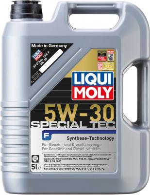 НС-синтетическое моторное масло LiquiMoly Special Tec F 5W30 5 л 8064