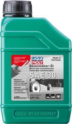 Минеральное моторное масло LiquiMoly Rasenmaher-Oil 30 30 0.6 л 7594
