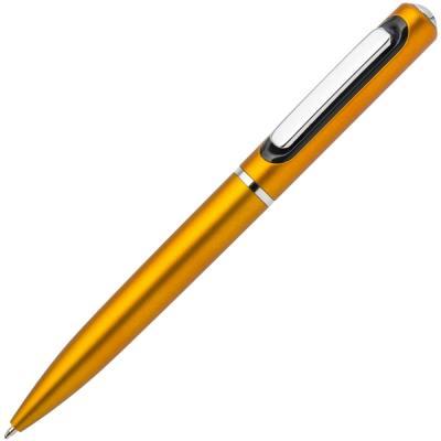 Авторучка шариковая, 1,0мм, золотистый непрозрачный корпус, мет. клип, синие чернила пикассо pimio пс 923 море синего золото клип авторучка чернила