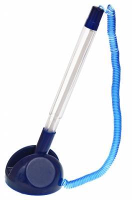 Ручка на липучке BEIFA, нанесение логотипа 2+0, цвет чернил синий