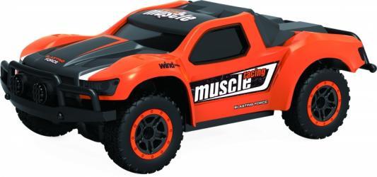 Машинка на радиоуправлении 1toy Раллийная машина  / пластик оранжевый