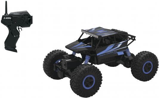 Машинка на радиоуправлении 1toy Раллийная пластик, металл сине-черный машинка на радиоуправлении 1toy раллийная пластик металл сине черный