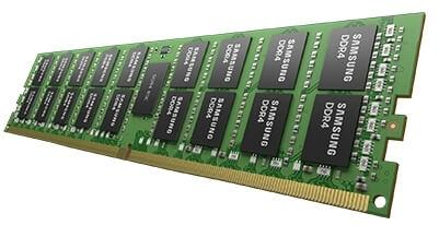 Оперативная память 8Gb (1x8Gb) PC4-21300 2666MHz DDR4 DIMM ECC Registered CL19 Samsung M393A1K43BB1-CTD память ddr4 samsung 8gb m378a1k43cb2 crc