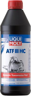 НС-синтетическое трансмиссионное масло LiquiMoly ATF III HC 1 л 3946 universal motorcycle brake fluid reservoir clutch tank oil fluid cup for ktm exc excf exc f 125 250 450 500 kawasaki z750 z800