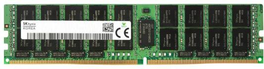 Оперативная память 32Gb PC4-21300 2666MHz DDR4 DIMM Hynix HMA84GR7AFR4N-VKBF оперативная память dimm ddr2 1gb pc2 6400 800mhz hynix