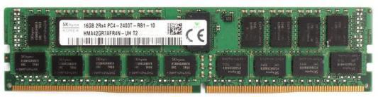 Оперативная память 16Gb PC4-19200 2400MHz DDR4 DIMM Hynix HMA42GR7AFR4N-UHT2