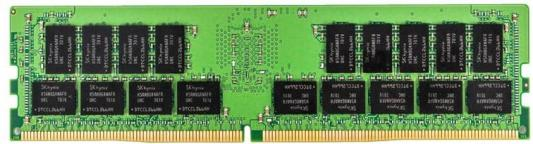 Оперативная память 32Gb PC4-21300 2666MHz DDR4 DIMM Hynix HMA84GR7AFR4N-VKB3 оперативная память dimm ddr2 1gb pc2 6400 800mhz hynix