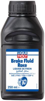 3679 LiquiMoly Спорт.тормоз.жидкость Brake Fluid Race (0,25л) universal motorcycle brake fluid reservoir clutch tank oil fluid cup for ktm exc excf exc f 125 250 450 500 kawasaki z750 z800