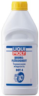 цена на 8834 LiquiMoly Торм.жидк. Bremsenflussigkeit DOT-4 (1л)