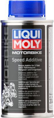"Ускоряющая присадка LiquiMoly ""Формула скорости"" мото Motorbike Speed Additive 3040"