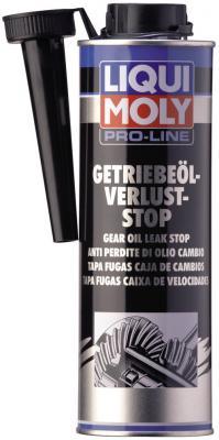 Средство для остановки течи трансмиссионного масла LiquiMoly Pro-Line Getriebeoil-Verlust-Stop 5199 дефлектор капота vip tuning для hyundai creta 2016 длинный