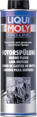 Средство для промывки двигателя LiquiMoly Профи Pro-Line Motorspulung 7507 герметик масляной системы gunk m1616