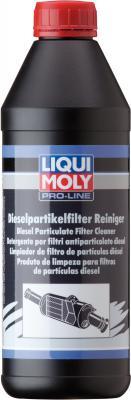 Очиститель сажевого фильтра LiquiMoly Pro-Line Diesel Partikelfilter Reiniger (дизельного) 5169 очиститель дизельного сажевого фильтра liqui moly pro line diesel partikelfilter reiniger для грузовых автомобилей 1 л