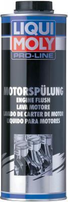 Средство для промывки двигателя LiquiMoly Профи Pro-Line Motorspulung 2425 промывка двигателя liqui moly промывка масляной системы двигателя 0 3л 1920