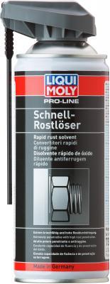 Растворитель ржавчины LiquiMoly Pro-Line Schnell-Rostloser 7390