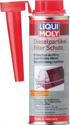 Очиститель сажевого фильтра LiquiMoly Diesel Partikelfilter Schutz 2298 очиститель дизельного сажевого фильтра liqui moly pro line diesel partikelfilter reiniger для грузовых автомобилей 1 л