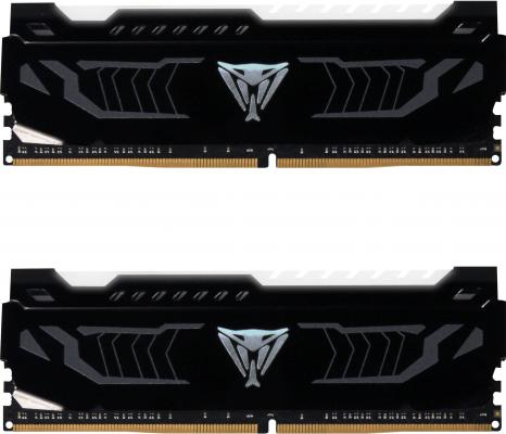 Оперативная память 16Gb (2x8Gb) PC4-19200 2400MHz DDR4 DIMM Patriot PVLW416G240C4K цена и фото