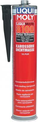 Клей-герметик LiquiMoly Liquimate 8100 1K-PUR schwarz (черный) 6146