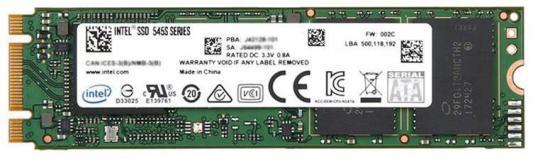 Твердотельный накопитель SSD M.2 128Gb Intel 545S Read 550Mb/s Write 440Mb/s SATAIII SSDSCKKW128G8X1 959549 твердотельный накопитель ssd 2 5 400gb intel s3610 series read 550mb s write 400mb s sataiii ssdsc2bx400g401 940781