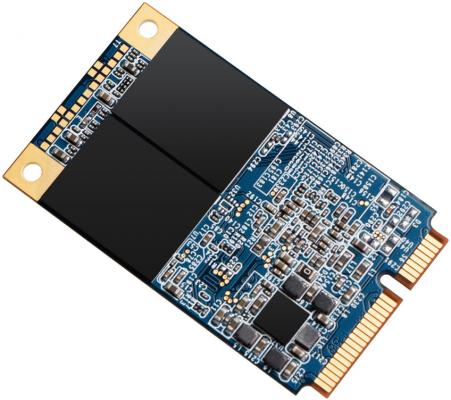Твердотельный накопитель SSD mSATA 240Gb Silicon Power M10 Read 500Mb/s Write 300Mb/s SATA III SP240GBSS3M10MFF OEM kingfast ssd 128gb sata iii 6gb s 2 5 inch solid state drive 7mm internal ssd 128 cache hard disk for laptop disktop