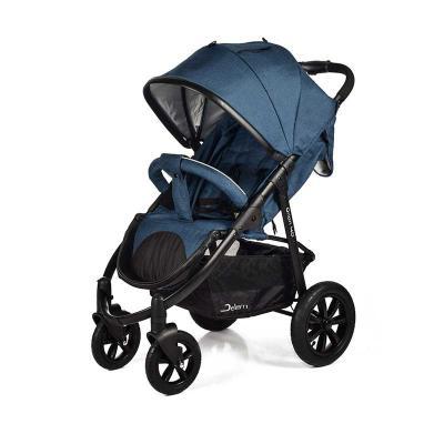 Прогулочная коляска Jetem Orion 4.0 (blue new) jetem lugano blue