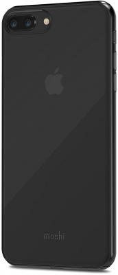 Накладка Moshi SuperSkin для iPhone 7 Plus iPhone 8 Plus чёрный 99MO111062 цена