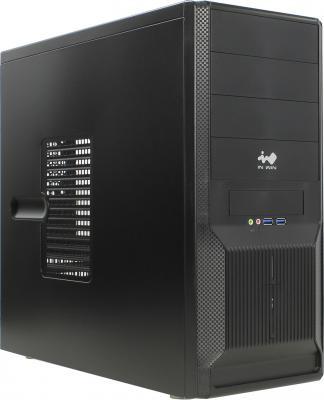 Корпус ATX InWin EC028U3 450 Вт чёрный корпус atx inwin ec021 450 вт чёрный