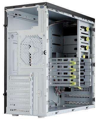 Корпус ATX InWin BW135 600 Вт чёрный