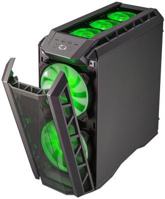 Корпус ATX Cooler Master MasterCase H500P Без БП чёрный MCM-H500P-MGNN-S00